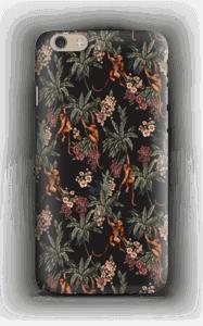 Apinoiden viidakko kuoret IPhone 6 Plus