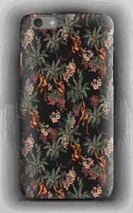 Apinoiden viidakko kuoret IPhone 6s