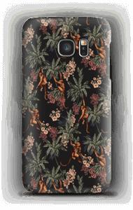 Affen Jungel Handyhülle Galaxy S7