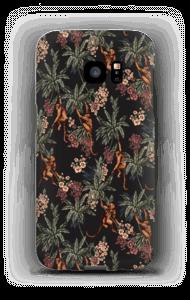 Jungle Monkeys case Galaxy S7 Edge