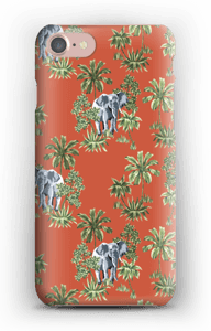 Hiding Elephant case IPhone 7