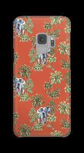 Elefanten Ausflug Handyhülle Galaxy S9