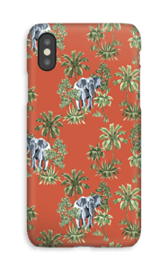Elephant safari case IPhone XS