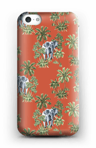 Hiding Elephant case IPhone 5c