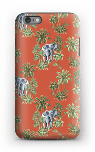 Hiding Elephant case IPhone 6s Plus tough