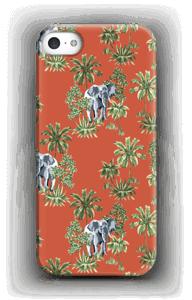 Elefant på vift skal IPhone SE
