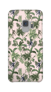 Jumping Monkeys case Galaxy S9