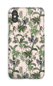 Jumping Monkeys case IPhone XS