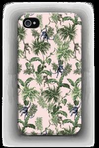 Aber og blad cover IPhone 4/4s