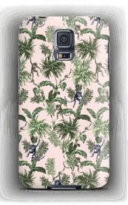 Affentanz Handyhülle Galaxy S5