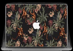 "Nuit de singes Skin MacBook Pro Retina 13"" 2015"