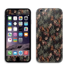 Nuit de singes Skin IPhone 6/6s