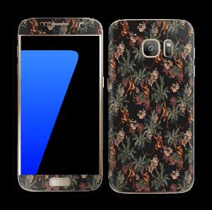 Jungle Monkeys Skin Galaxy S7