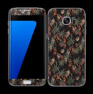 Jungle Monkeys Skin Galaxy S7 Edge