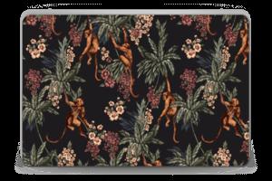 Jungle Monkeys Skin Laptop 15.6