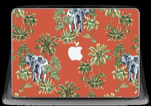"Eléphants & désert rouge Skin MacBook Pro Retina 13"" 2015"