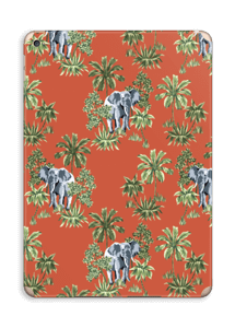 Eléphants & désert rouge Skin IPad Air 2