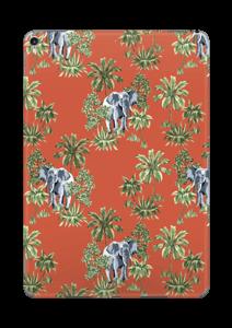 Eléphants & désert rouge Skin IPad Pro 10.5