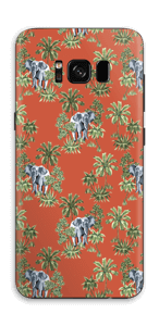 Hiding Elephant skin Galaxy S8