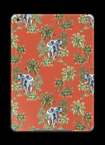 Hiding Elephant skin IPad 2018