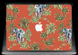 "Hiding Elephant Skin MacBook Air 13"""