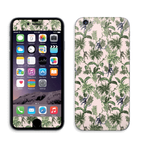 Singes & plantes Skin IPhone 6/6s