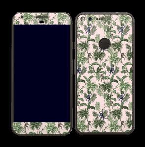 Singes & plantes Skin Pixel XL