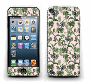 Apor i det fria Skin IPod Touch 5th Gen