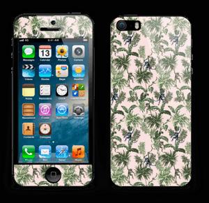 Singes & plantes Skin IPhone 5s