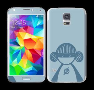 Super Friend Skin Galaxy S5