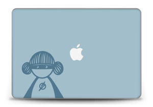 """Super Friend Skin MacBook Pro Retina 15"""" 2015"""