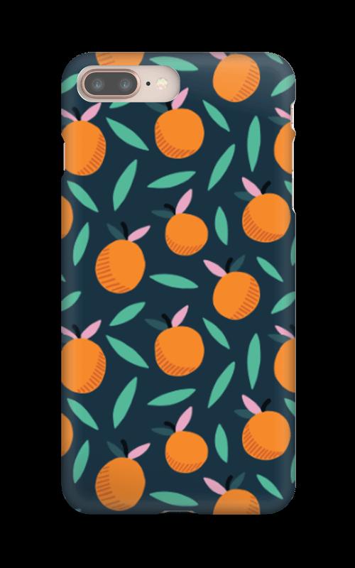 Oranges oranges Coque  IPhone 8 Plus