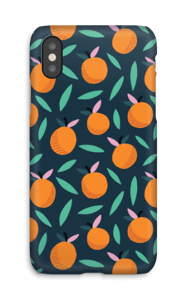 Appelsin cover IPhone X