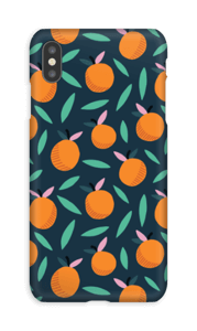 Oranges oranges Coque  IPhone XS Max