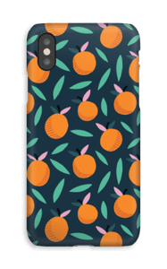 Appelsin cover IPhone XS