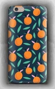 Orange case IPhone 6