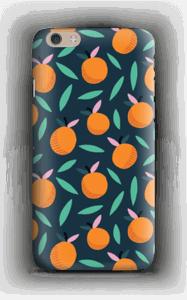 Appelsiini kuoret IPhone 6 Plus