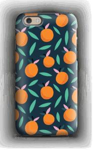 Appelsiini kuoret IPhone 6s tough
