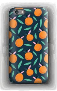Appelsiini kuoret IPhone 6s Plus tough
