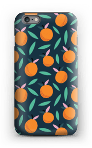 Appelsiini kuoret IPhone 6 Plus tough