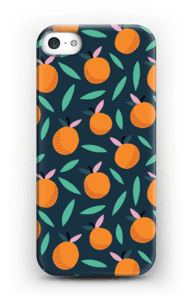 Orange case IPhone SE