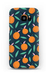 Appelsin cover Galaxy S7 Edge