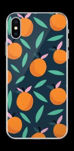 Oranges  Skin IPhone X