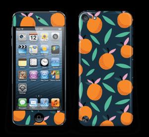Oranges  Skin IPod Touch 5th Gen