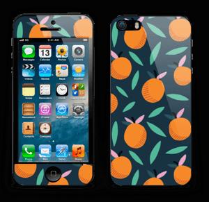 Oranges  Skin IPhone 5s
