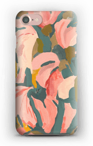 Blomsterblad cover IPhone 7