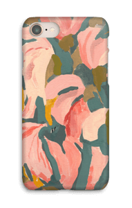 Blomsterblad cover IPhone 8
