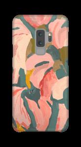 Blumenblätter Handyhülle Galaxy S9 Plus