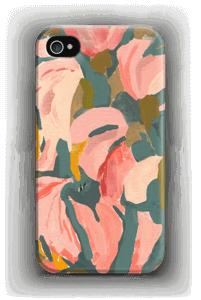 Blomblad skal IPhone 4/4s