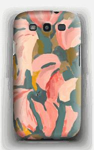 Blomblad skal Galaxy S3